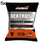 Kit 5X Dextrose - 1000g Refil Original - New Millen
