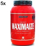 Kit 5X Energy Waximaize - 1500g - IntegralMédica