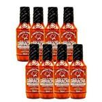 Kit 8 Molhos de Pimenta Sriracha - (Molhos Lambo) de Cabron)