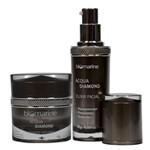 Kit Acqua Diamond Biomarine - Rejuvenescedor - Dia e Noite 75g