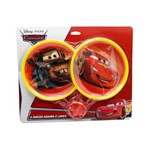 Kit Agarra e Lança: Carros - Toyng Brinquedos