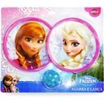Kit Agarra e Lança Frozen Toyng