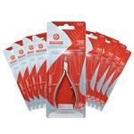 Kit Alicate Mundial 522 Classic Original Manicure 9Un