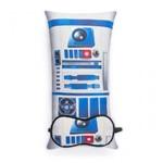 Kit Almofada e Máscara R2D2 Star Wars