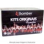Kit Alto Falante Corsa Sedan 97txl 2x62x6tld Bomber 116076