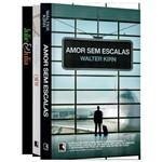 Kit - Amor Sem Escalas + Chéri + Julie e Julia - 3 Volumes