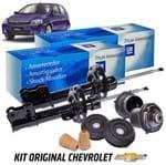 Kit Amortecedores Dianteiros e Batentes 1.4 Kit533 Corsa Novo