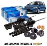 Kit Amortecedores Dianteiros e Traseiros 1.0 Gasolina com Batentes Kit399 Corsa Novo