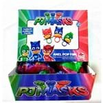 Kit Anel Pirulito Pop Fun Pj Masks com 32 Unidades - Dtc - DTC