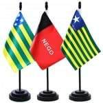 Kit Bandeiras de Mesa Estaduais KitP45