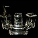 Kit Banheiro Cristal