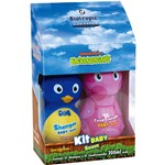 Kit Banho Baby Suave Backyardigans: Shampoo + Condicionador 200ml - Bebê Natureza