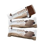 Kit 3 Barras Proteína Power Crunch Mocha Crème (un 40g) Bnrg