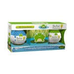 Kit Bebê Natureza Shampoo + Condicionador + 2 Sabonetes