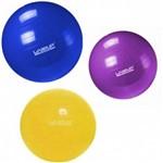 Kit 3 Bolas Suicas 55 65 e 75cm Pilates Yoga Academia Liveup
