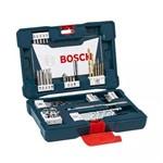 Kit Bosch Acessorios Pontas/bits 48 Peças