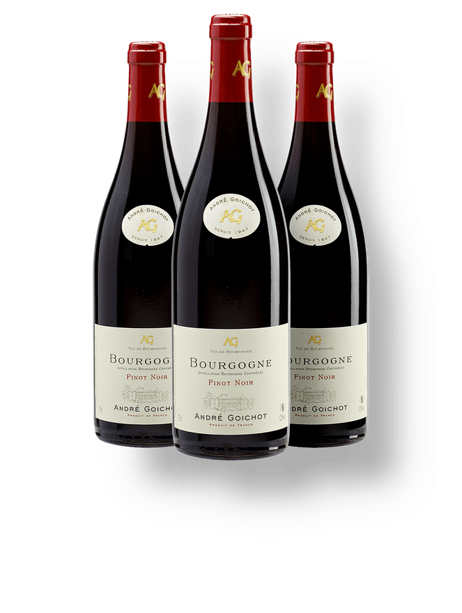 Kit 3 Bourgogne Pinot Noir