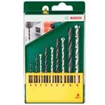 Kit Broca 9 Pçs Metal/ Conc 2607019443 Bosch