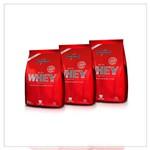 Kit C/ 03 Whey Nutri (907g) Refil - Integralmedica