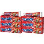 Kit C/6 Cremes Dentais Inf Colgate Tandy Morangostoso 50g