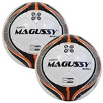 Kit C/ 2 Bolas Magussy Society Matrix 7 Pu C/ Proteção Uv
