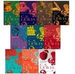 Kit C. S. Lewis Edição Especial 10 Livros