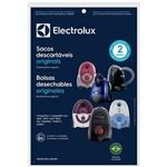 Kit C/ 3 Sacos Descartáveis para Aspirador de Pó Electrolux ONE / TRIO / MAX TRIO / GO / INGENIO / TWENTY / SONIC ORIGINAL