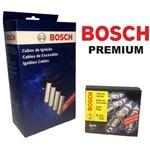 Kit Cabos e Velas Bosch I30 Tucson F00099C134 | F000KE0P41 Consulte Aplicação