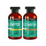 Kit Cachos Perfeitos no Poo Low Poo Bio Extratus 2 Produtos