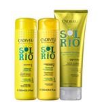 Kit Cadiveu Professional Sol do Rio Home Care (3 Produtos)