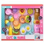 Kit Café da Manhã Multikids Creative Fun Br60