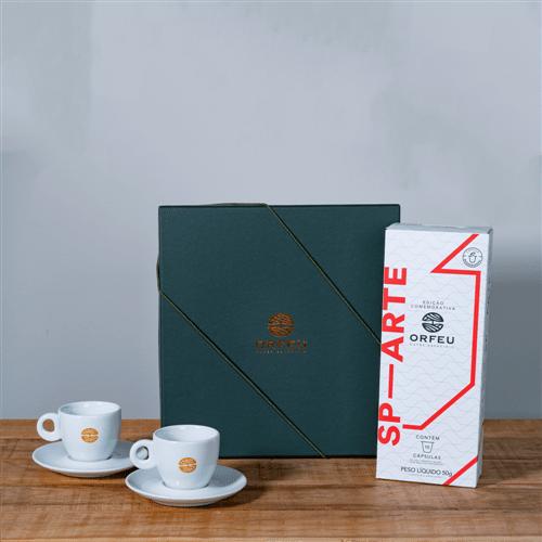 Kit Café Orfeu Edição Comemorativa SP - ARTE