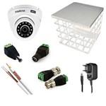 Kit Camera Hdcvi 4mp Vhd 3420 D G4 para Expansão Intelbras