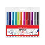 Kit Canetas Fine Pen Colors Faber-Castell