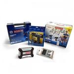 Kit Cara do Pai Bosch - Parafusadeira/furadeira de Impacto GSB 180-LI + Caixa Modular + Kit de Bits e Brinquedo