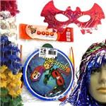 Kit Carnaval 4 com 4 Artigos de Festa com Temas Carnavalescos