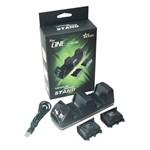Kit Carregador + 2 Bateria Xbox One/ Slim/ X