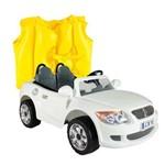 Kit Carro Conversível 2 Crianças B15 Belfix + Colete Boia Inflável Infantil Amar