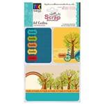 Kit Cartões para Scrap Momentos By Flavia Terzi Toke e Crie Família - 17687 - Kscm11
