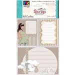 Kit Cartões para Scrap Momentos By Ivana Madi - Gravidez
