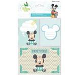 Kit Cartões para Scrap Momentos Disney Baby Mickey Kcsmd04 - Toke e Crie