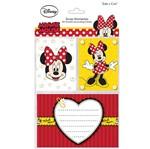 Kit Cartões para Scrap Momentos Disney Minnie Mouse Kcsmd01 - Toke e Crie