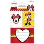 Kit Cartões para Scrap Momentos Disney Toke e Crie Minnie Mouse - 19351 - KSCMD01