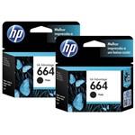 Kit 2 Cartuchos de Tinta HP Ink Advantage 664 Pret