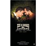 Kit CD + DVD - Zezé Di Camargo & Luciano - Flores em Vida ao Vivo (CD Duplo + DVD)
