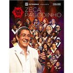 Kit 2 CDs + DVD Zeca Pagodinho - Sambabook