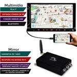 Kit Central Multimídia Evolve Fit com Mirror Box