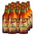 Kit Cerveja Colorado Appia 600ml - 12 Unidades