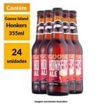 Kit Cerveja Goose Island Honkers Ale 355ml (24 Unidades)