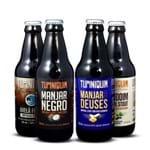 Kit Cervejas de Sobremesa Tupiniquim - 04 Unidades